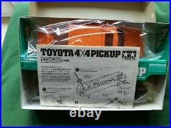 Vintage Mib Tamiya Toyota 4×4 Pickup 1/32 Mini 4wd Series No. 3 Unopened New