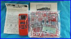 Vintage Revell 1/24 TOYOTA MR-2 MODEL KIT#7452