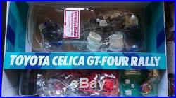 Vintage Tamiya 1991 1/10 RC TOYOTA CELICA RALLY NIB