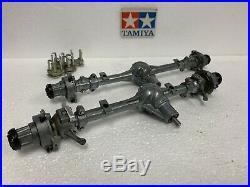 Vintage Tamiya Original Model Toyota Hilux Blazing Blazer Complete Axle Kit