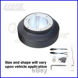 WORKS BELL Short Boss Kit for Rapfix for TOYOTA UNIVERSAL SRS Airbag Models 537S